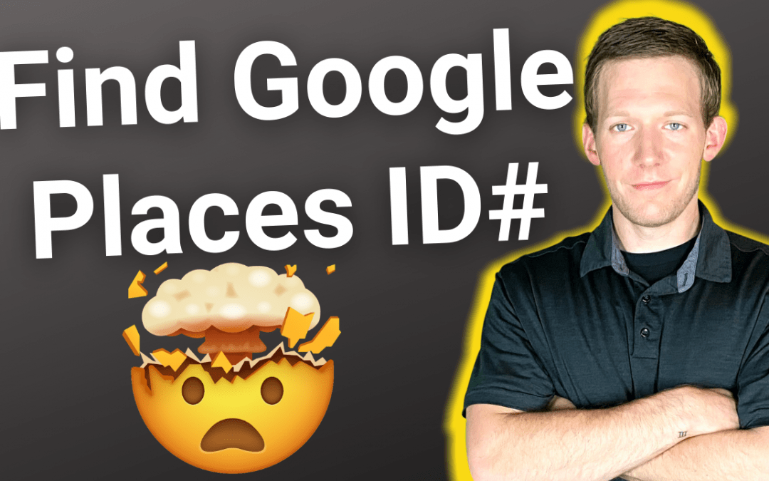 How To Find Google My Business Places ID # For Service Area Businesses (SAB)