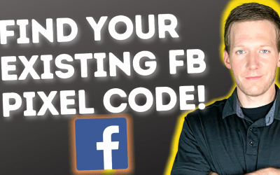 Find Your Existing Facebook Pixel Code