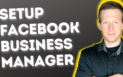 How To Setup Facebook Business Manager Account In 2020