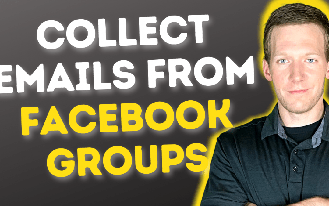 Collect Emails From Facebook Groups With This Chrome Extension