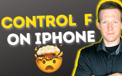 Control f On iPhone – Command f On iPhone
