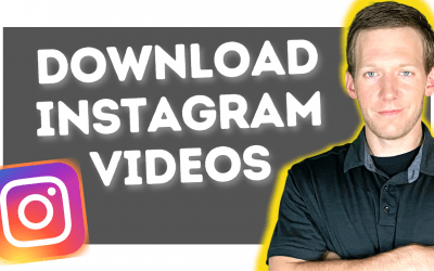 How To Download Instagram Videos, Reels, & IGTV To Your Computer